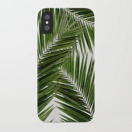 Palm Leaf III iPhone Case