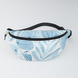 Swept Away Wildflowers Fanny Pack