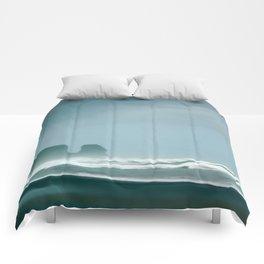 New Zealand, Bethells Beach Comforters