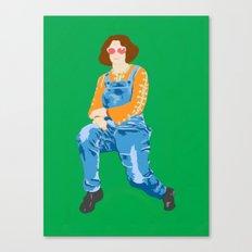 Mum, 2013. Canvas Print