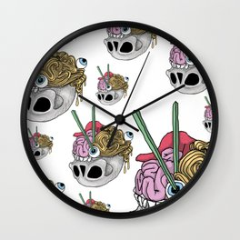 THE NOODLE Wall Clock