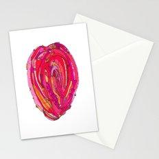 Artsy Heart Stationery Cards