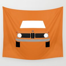 BMW 2002 Wall Tapestry