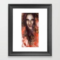 BRIT Framed Art Print