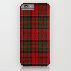 Tartan Texture (1) Slim Case iPhone 6s