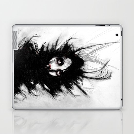 Coiling and Wrestling. Dreaming of You Laptop & iPad Skin