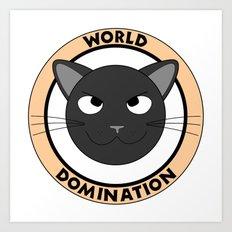 World Domination II Art Print
