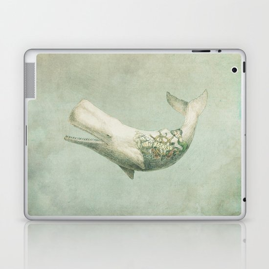 Far and Wide Laptop & iPad Skin