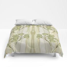 Branch Leaf Comforters