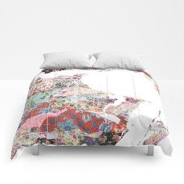 Corpus Christi map Comforters