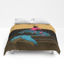 Mermaid Sashimi Comforters