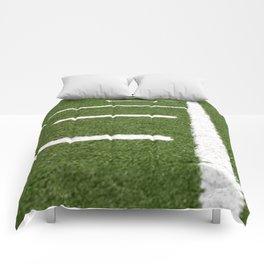 Football Lines Comforters