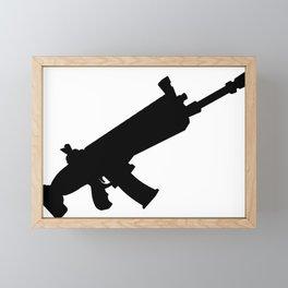 Weapon Framed Mini Art Print