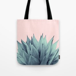 Agave Vibes #12 #tropical #decor #art #society6 Tote Bag