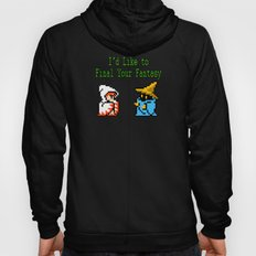 I'd Like to Final Your Fantasy Hoody