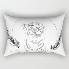 Tyger Rectangular Pillow