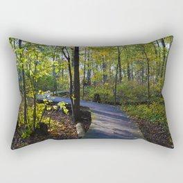Boardwalks of southern Ontario, CA Rectangular Pillow