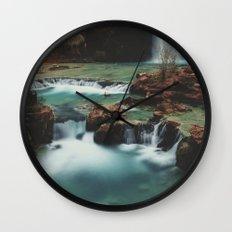 Havasu Falls Wall Clock
