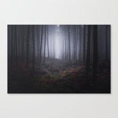 Fog of Wychwood Canvas Print