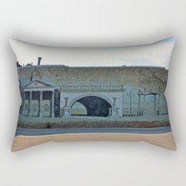 A Toledo Mural III Rectangular Pillow