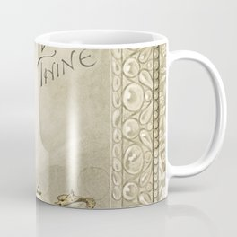 Christmas and birthday cards with poems from Aladdins Lamp by Joaquin Millers poem Coffee Mug