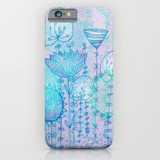 lilac dream Slim Case iPhone 6s