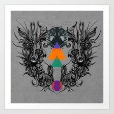 Stigma Redux Art Print