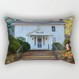 The Vance House Rectangular Pillow