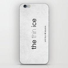 Thin iPhone & iPod Skin