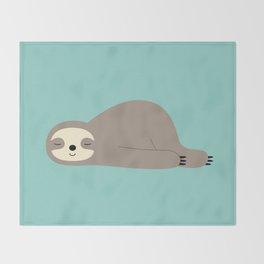 Do Nothing Throw Blanket