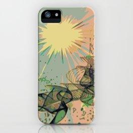 jellyspore iPhone Case