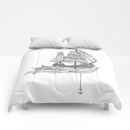 The ship Comforters