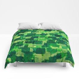 Jade Scales Comforters