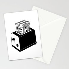 Hot Music Stationery Cards