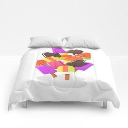 Ice cream 5 Comforters