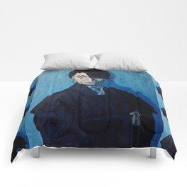 Warrior by Lu Comforters