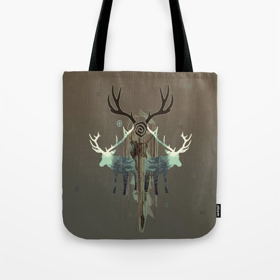 The forest spirits Tote Bag