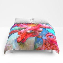 I Am Watching You Comforters