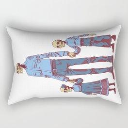 The Future is Bleak Rectangular Pillow