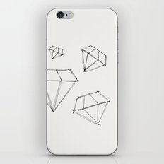 Like a Diamond... iPhone & iPod Skin