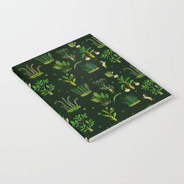 Bunny Forest Notebook