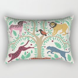 Tree of Life Rectangular Pillow