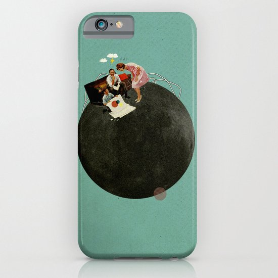 Life on Earth | Collage iPhone & iPod Case