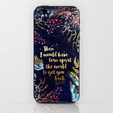 ACOMAF - Torn Apart The World iPhone & iPod Skin
