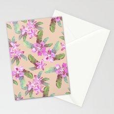 Tahitian Garden {C} Stationery Cards