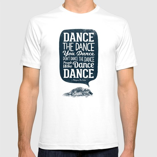 Platypus The Wise T-shirt