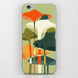 Little mushroom iPhone Skin
