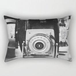 polaroid120 camera Rectangular Pillow
