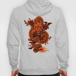Epic Dragon Orange Hoody