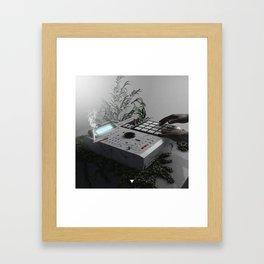 MPC 2000XL GURU ∀ Framed Art Print